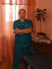 Массаж лечебный спины,  Киев,  Троещина,  Дарница