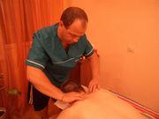 Массаж общий оздоровительный,  ароматерапия + аппаратный
