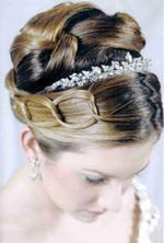 Свадебная прическа/макияж/свадебный макияж/прическа/визажист/парикмахер
