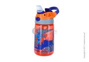 Фляга от американской компаниии Contigo Gizmo Flip,  Tangerine Superher