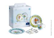 Элегантный набор детской посуды Villeroy & Boch