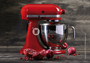 Качественный миксер KitchenAid Artisan Series 5-Quart Tilt-Head