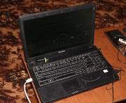 Продаю нерабочий ноутбук Lenovo B550на запчасти.