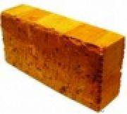 Кирпич строительный (рядовой) М100,  М 75, М125 красный полнотелый,  лице