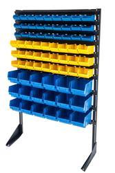 Стеллажи с ящиками Киев plastbox.com.ua  стеллажи с контейнерами
