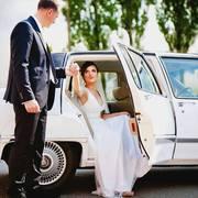 Свадебный автомобиль Cadillac