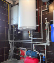 Расчет и монтаж энергосберегающих систем отопления