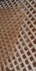 Декоративная решетка ольха