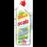 Гель для мытья унитазов с ароматом лайма и вербены Scala (1 л.)