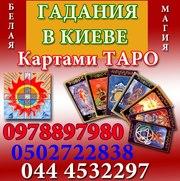 Гадания марсельскими ТАРО на приеме в Киеве и по телефону