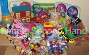 Пластиковые игрушки оптом!