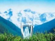 Доставка кристально чистой воды европейского качества