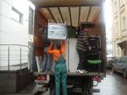 Перевозка вещей и мебели