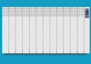 Электрический радиатор 12 секций