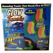 Magic Tracks & Glow Tracks 220 деталей