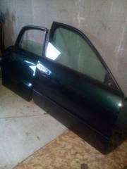 Двери и боковы стекла на Aydi A4