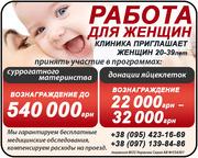 Сотрудничество с клиникой репродуктивной медицины
