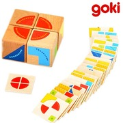 Кубус,  головоломка,  GOKI