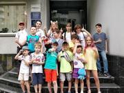 Курс «Детская IT школа блогеров» выходного дня в сказочном замке «MAGI