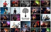 Школа гитары Serenada. Уроки гитары,  курсы гитары,  уроки игры на гитар