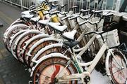 Хранение Вашего велосипеда зимой