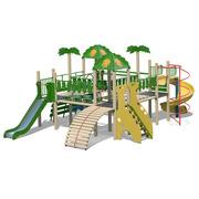 Детские площадки,  уличные тренажеры,  стадионное оборудование