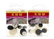 Фурнитурный набор KWM ( 2 шт. в наборе ) В набор входят: две коробочки