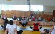 Stretching,  растяжка,  развитие гибкости тела - тренировки по SKYPE