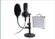 Профессиональный Студийный USB микрофон Maono AU-A04ТС + видеообзор