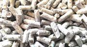 Пеллеты из бумаги,  топливная пеллета,  топливная гранула