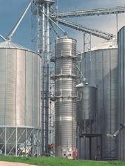Зерносушилка / сушилка зерна / сушка для зерна